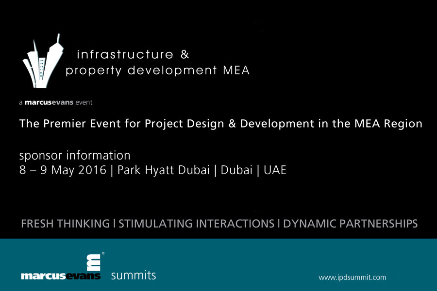 IPD SUMMIT 2016 – DUBAI